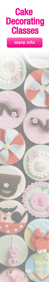 Cake Decorating Classes Available